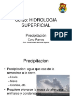 1 Precipitation