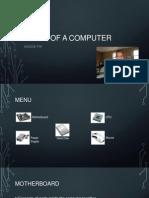 pik maddie parts of a computer