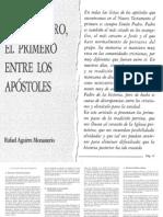 Aguirre Rafael - Simón Pedro Reseña Bíblica 36