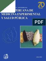 reporte nutricional Perú