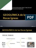 GQ de las Rocas Ígneas