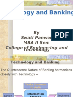 technology & banking report