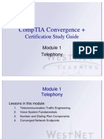 Comptia+ Convergence