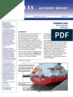 Timberland Report