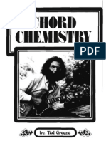 Chord Chemistry by Ted Greene