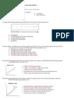 Dynamics Quiz Solutions