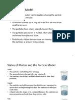 particlemodel substances mixtures