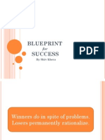 Shiv Khera - Blueprint for Success - Sep.09