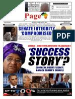 Monday, February 24, 2014 Edition
