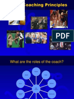 Coaching Philosophy & Styles