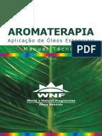 AROMATERAPIA - MANUAL TÉCNICO DE AROMATERAPIA