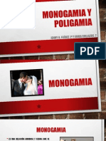 Monogamia y Poligamia