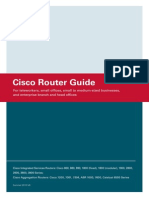 Cisco Router guide