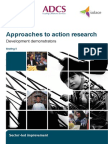 Munro Briefing 5- Approaches to Action Research