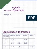 Unidad 2. Estrategia. Caso Brargenta, 2013