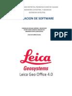 Instalacion Software