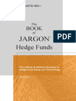 Hedge Funds BoJ
