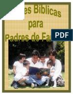 Bases Bíblicas para Padres (portada)