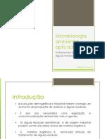 Microbiologia ambiental aplicada