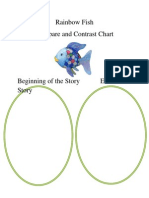 rainbow fish compare and contrast chart