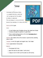story- rainbow fish by- victoria barachman 1