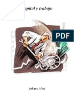 Capital y trabajo - Johann Most.pdf