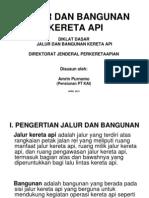 Jalur Dan Bangunan Kereta API (Pak Amrin)