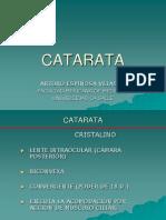 Catarata, Modulo de Oftalmologia, Medicina Interna..ppt