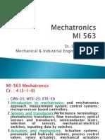 1 Introduction Mechatronics