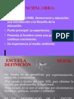 (194302972) Dewey y La Escuela Nueva 2