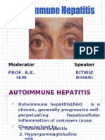 Autoimmune Hepatitis Final