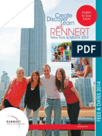 Rennert Brochure and Fees 2014