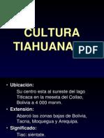 Historia Culturasperuanas Tiahuanaco