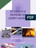 Propiedad Del Cuerpo Humano Final