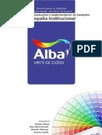 alba institucional