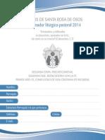 Programador Diocesis SR 2014 Envio III