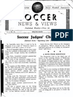 Soccer News 1948 June 26