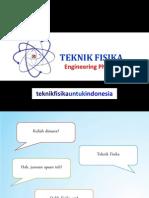 Teknik Fisika