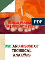 Sandeep Technical Analysis