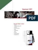 Spécifications Q100T