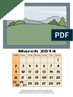 348_Paper Model_3D Calendar Old Testament_March 2014_A Tower to Reach Heaven