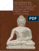 Candrakīrti._ Mervyn Sprung_ T R V Murti_ U S Vyas-Lucid exposition of the middle way _ the essential chapters from the Prasannapadā of Candrakīrti-Prajñā Press (1979).pdf