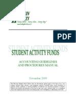Student Activity Handbook