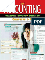 Accounting by Carl S. Warren- James M. Reeve- Jonathan Duchac