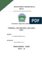 Trabajo Para Presentar IS0 9000-9001