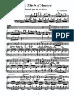 Donizetti - Prendi per me sei libero