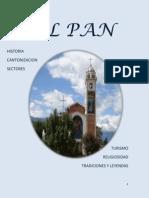 Guia Turistica de El Pan