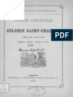 Union Agricole Colonie Saint Charle