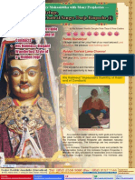 Lake of Lotus(11)-The Contemporary Mahasiddha With Many Prop