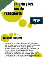 La Ingenieria y Los Sistemas de Transporte a (2)